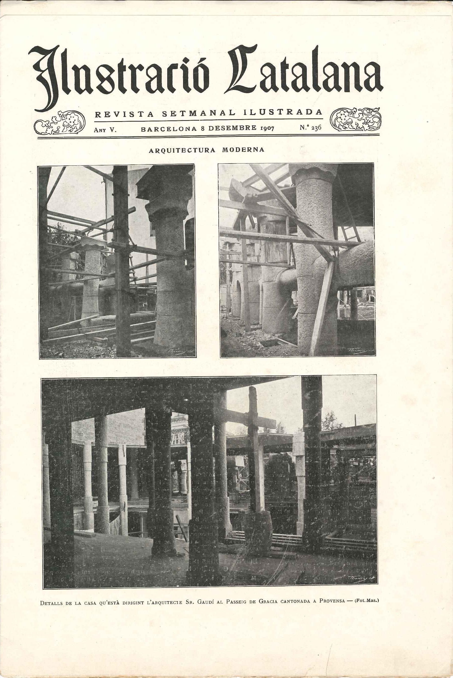 la pedrera through time la pedrera u0027s untold stories 1906 1986