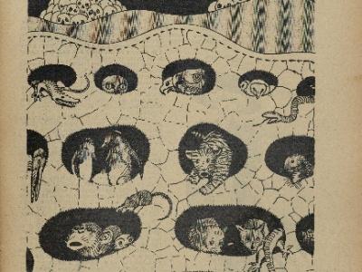 El Diluvio. Suplemento Ilustrado. 5 de març de 1910