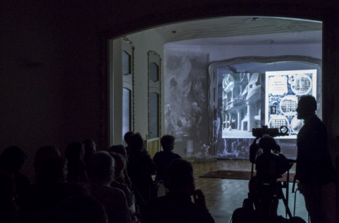 El 26 de setembre de 2014 es va presentar el conjunt decoratiu del «Pis Gache» a La Pedrera
