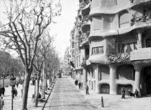 Ministerial Gaudí © Rossend Torras