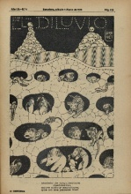 El Diluvio. Suplemento Ilustrado . 5 March 1910